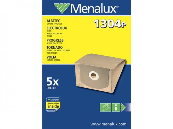 Menalux 1304 P Staubsaugerbeutel - Inhalt 10 Stück