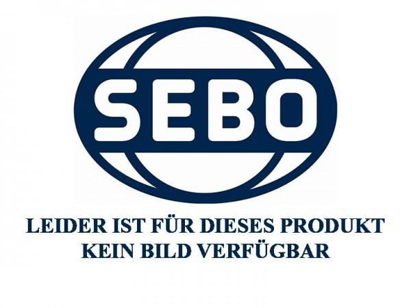 SEBO Zubehörklammer 1081 dg für BS 36 / 46 / Dart 3
