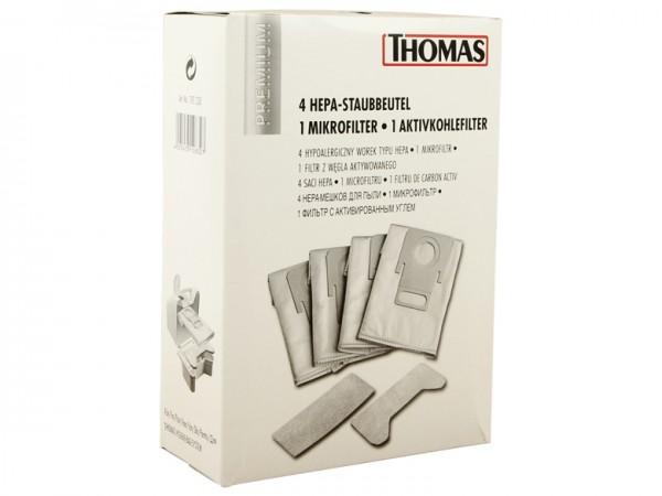 THOMAS HEPA-STAUBBEUTEL-SET - 787230 - Inhalt 4 Stück