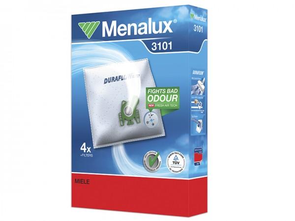 Menalux 3101 Staubsaugerbeutel - Inhalt 8 Stück