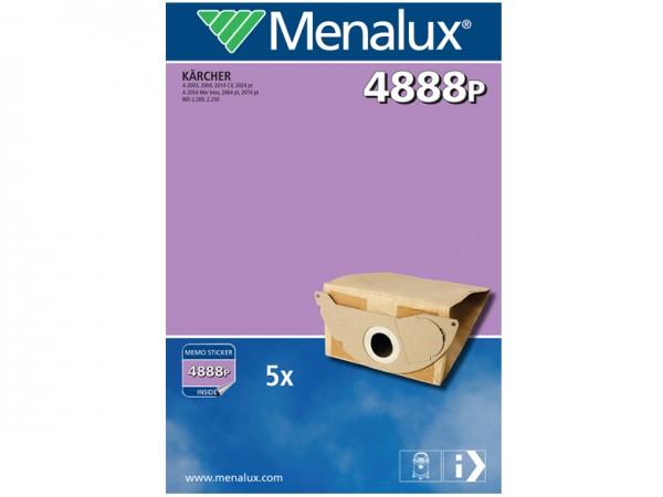 Menalux 4888 P Staubsaugerbeutel - Inhalt 10 Stück
