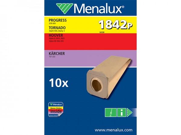 Menalux 1842 P Staubsaugerbeutel - Inhalt 20 Stück