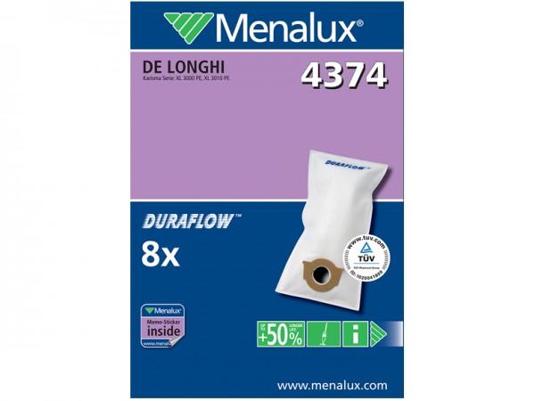 Menalux 4374 Staubsaugerbeutel - Inhalt 16 Stück