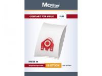 McFilter MSM 18 - Inhalt 10 Stück Vlies