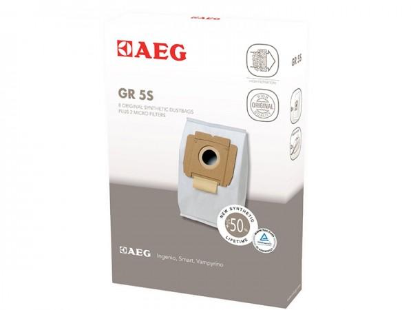 AEG Staubsaugerbeutel GR 5S - Inhalt 16 Stück