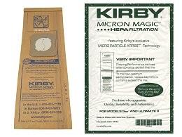 9 Original Kirby Staubsaugerbeutel Micron Magic Hepa Filtration