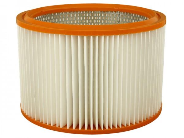 Lamellenfilter geeignet Nilfisk - Alto 107400562 (auswaschbar)