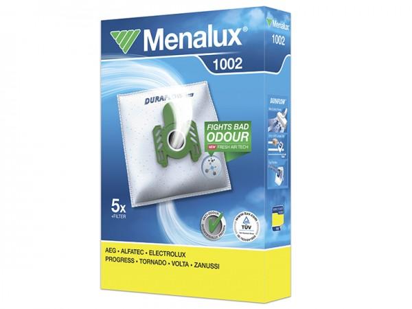 Menalux 1002 Staubsaugerbeutel - Inhalt 10 Stück