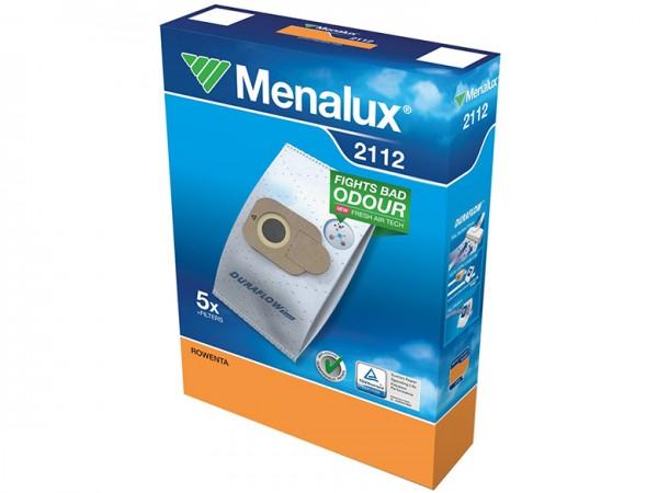 Menalux 2112 Staubsaugerbeutel - Inhalt 10 Stück