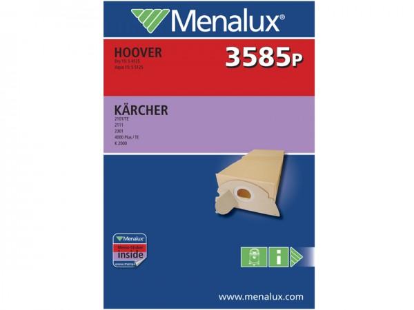 Menalux 3585 P Staubsaugerbeutel - Inhalt 10 Stück