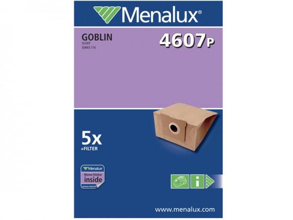 Menalux 4607 P Staubsaugerbeutel - Inhalt 10 Stück
