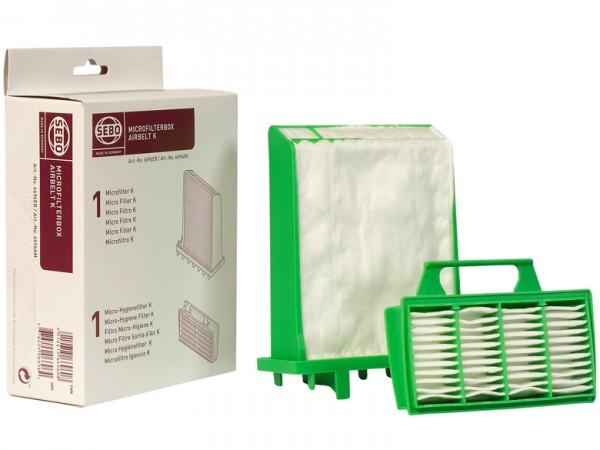 SEBO Microfilterbox für Airbelt K