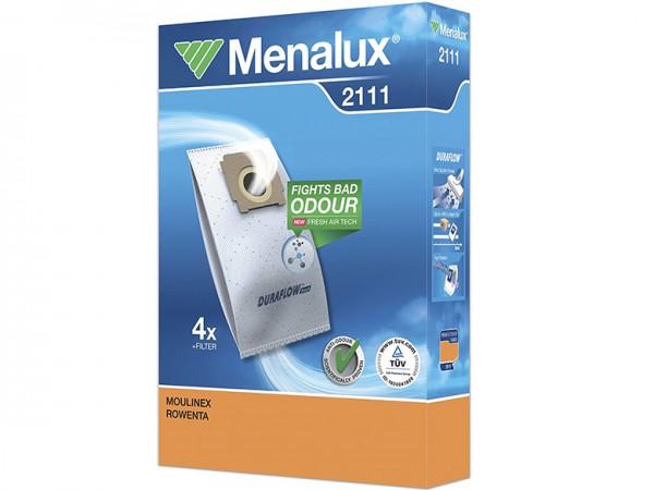 Menalux 2111 Staubsaugerbeutel - Inhalt 8 Stück