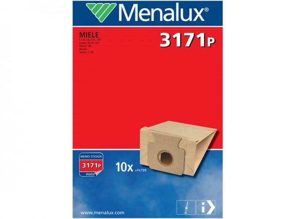 Menalux 3171 P Staubsaugerbeutel - Inhalt 20 Stück