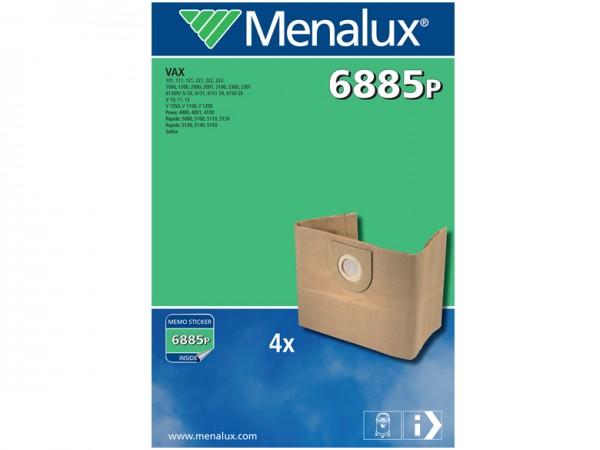 Menalux 6885 P Staubsaugerbeutel - Inhalt 8 Stück