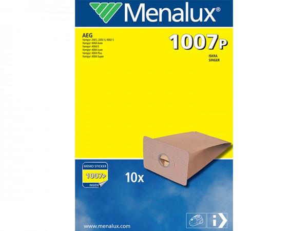 Menalux 1007 P Staubsaugerbeutel - Inhalt 20 Stück