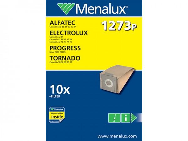 Menalux 1273 P Staubsaugerbeutel - Inhalt 20 Stück