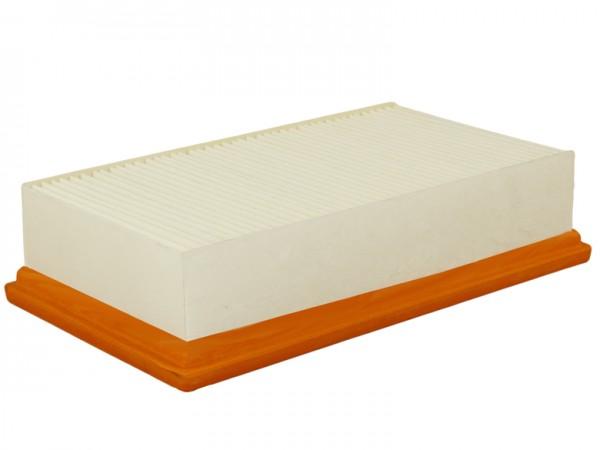 Lamellenfilter geeignet für Kärcher 6.904-360 (auswaschbar)