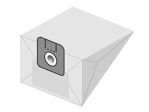 Filterclean TA 3 - Inhalt 6 Stück