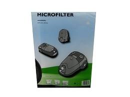 Universal Microfilter für Staubsauger