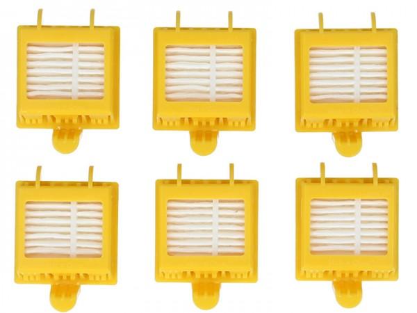 McFilter Filterset XF1584 - 6teilig