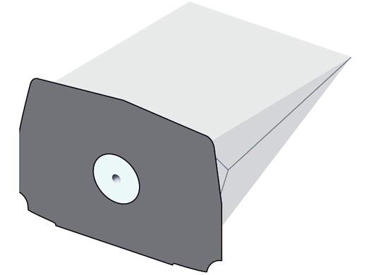 Filterclean E 12 - Inhalt 10 Stück