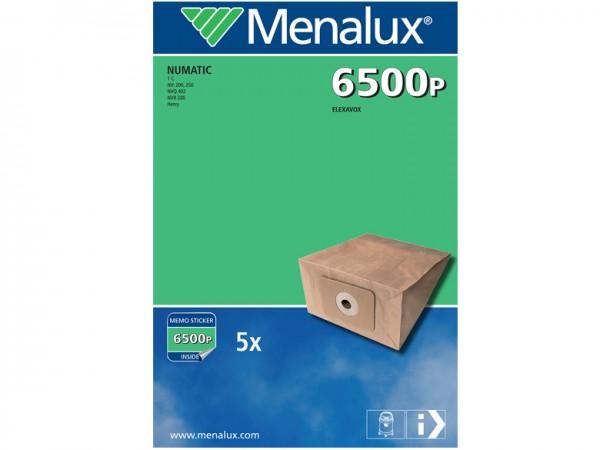 Menalux 6500 P Staubsaugerbeutel - Inhalt 10 Stück